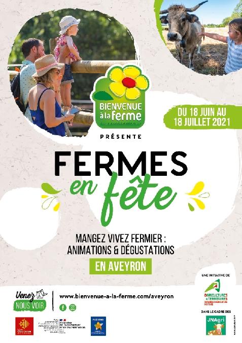 Journées nationales de l'Agriculture aux Jardins de Jammes
