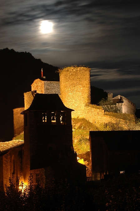 La Nuit Romantique des Plus Beaux Villages de France