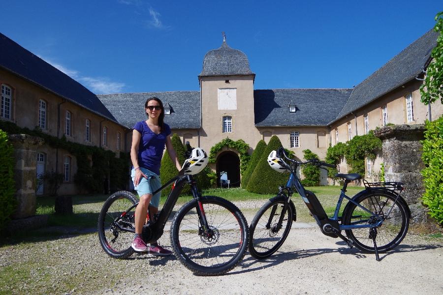 Balade du centre historique en vélo électrique