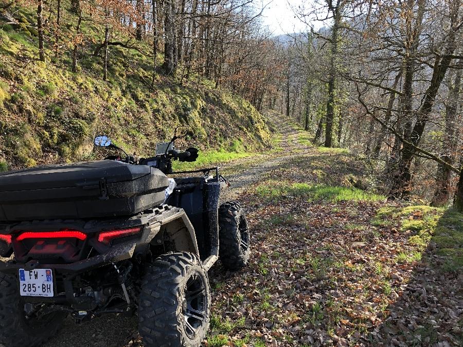 Quad Passion Aveyron