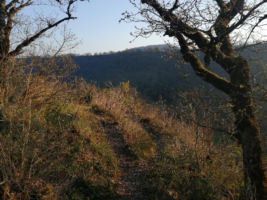 Trail d'Aqui - Bozouls