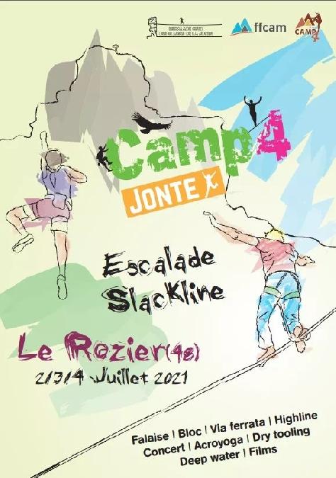 Camp 4 Jonte