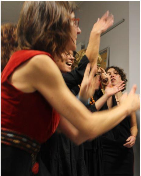 Atelier Découverte de Chant Improvisé