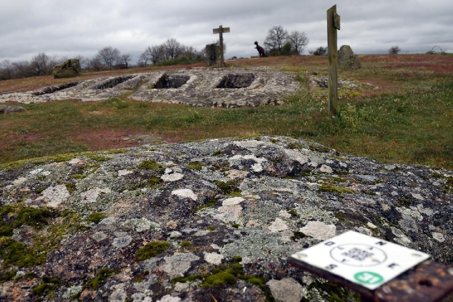 Parcours d'orientation de la Nécropole wisigothe du Sabel