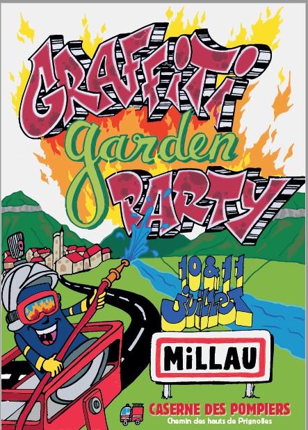 Graffiti Garden Party
