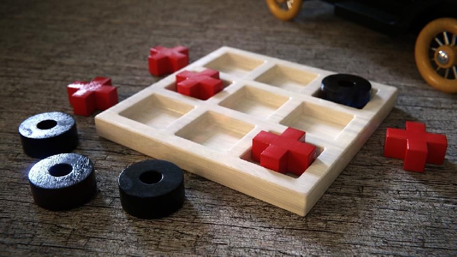 Création de jeux en bois