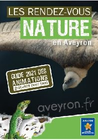 Les Rendez-Vous Nature en Aveyron : Déambulation chaotique à Roquesaltes