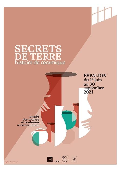 Exposition: secrets de terre, histoire de céramique