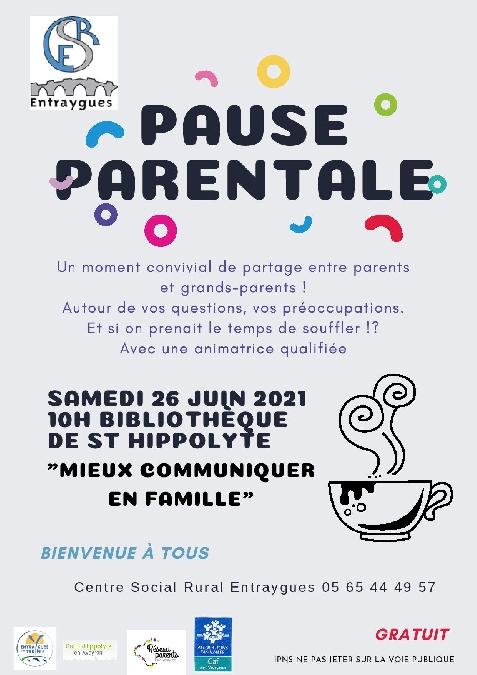 Pause parentale: mieux communiquer en famille