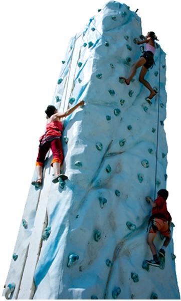 Avenga - Mur d'escalade