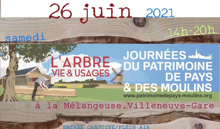 Journées du Patrimoine de Pays & des Moulins à la Mélangeuse