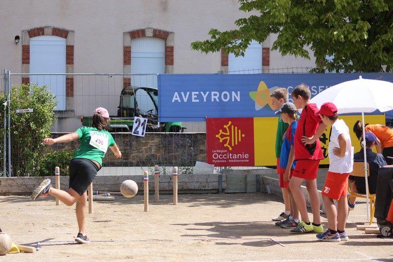 Coupe d'Aveyron de quilles des premières séries