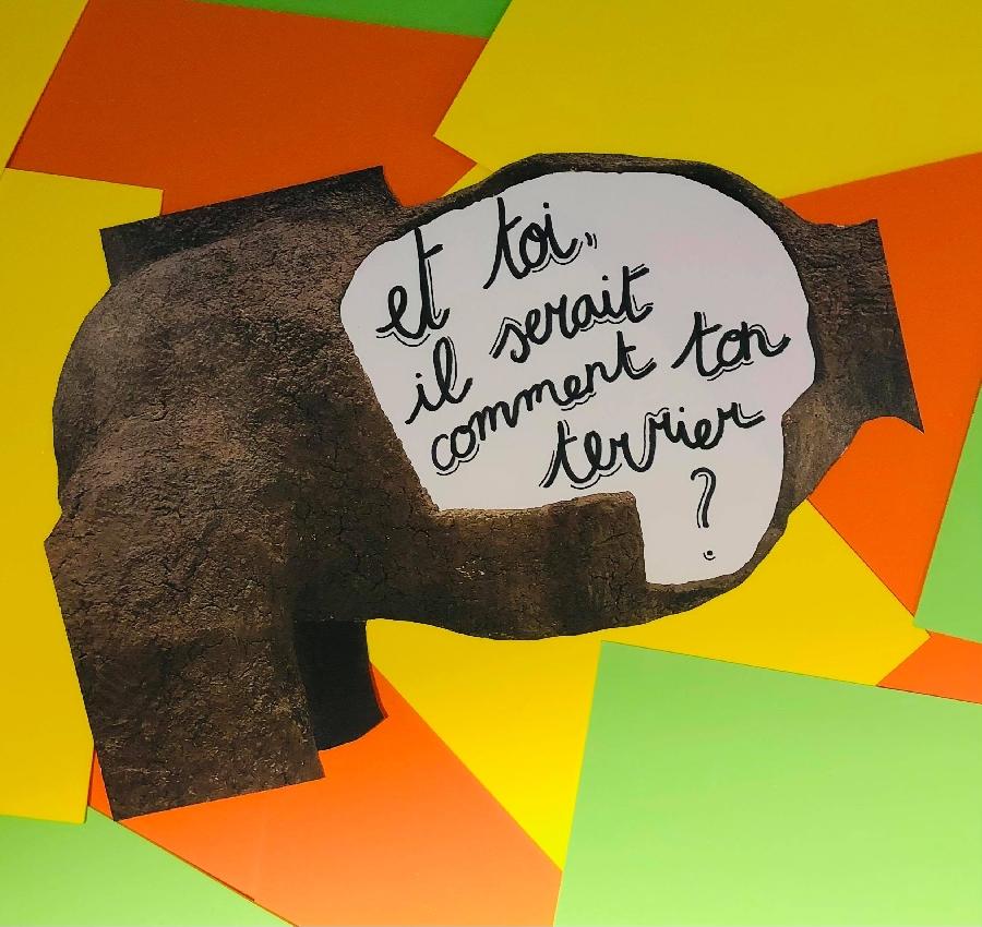 MES VACANCES AU MUSEE SOULAGES : POUR LES 10 ANS ET PLUS