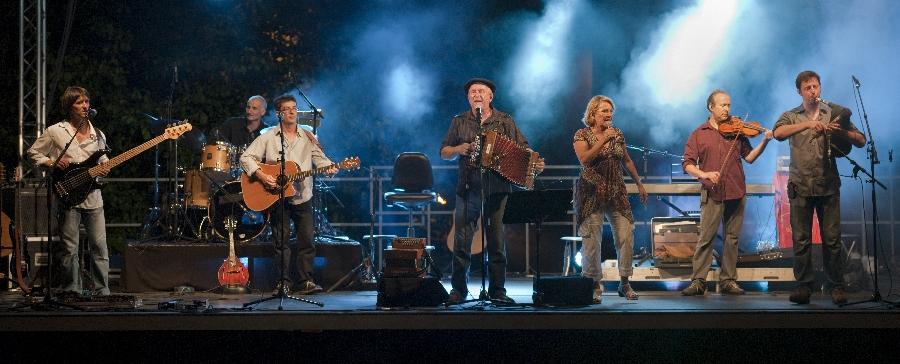 Concert du groupe Nadau