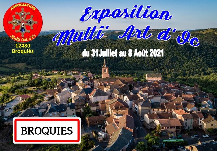 Exposition Multi'Art d'Oc