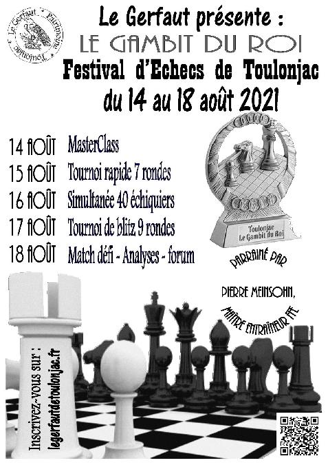 Festival Echecs Toulonjac