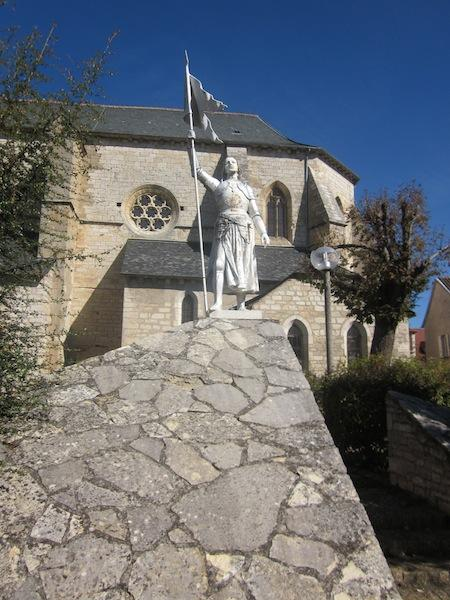 Festivités au Jardin de la Place Jeanne d'Arc