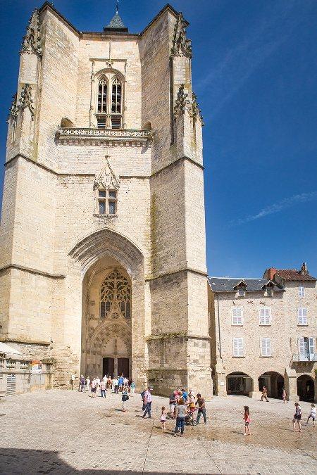 Visite guidée de la collégiale Notre-Dame