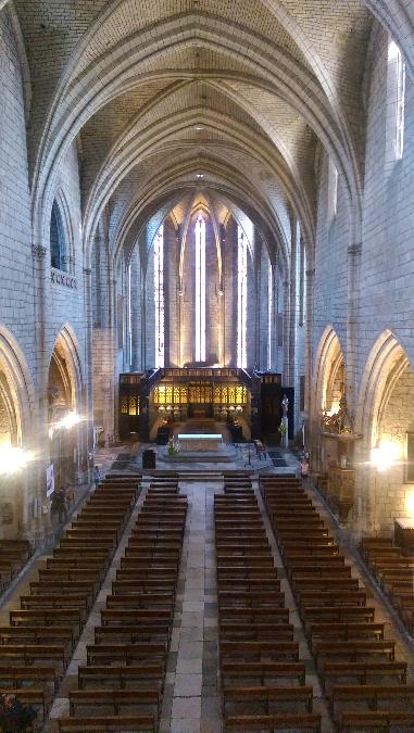 Découverte spirituelle de la collégiale Notre-Dame