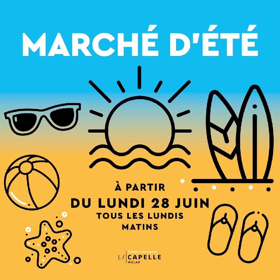 Petit marché d'été