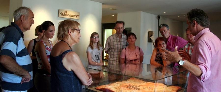 Visites guidées des collections permanentes
