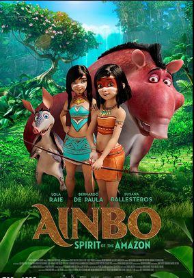 Cinéma : AINBO, PRINCESSE D'AMAZONIE