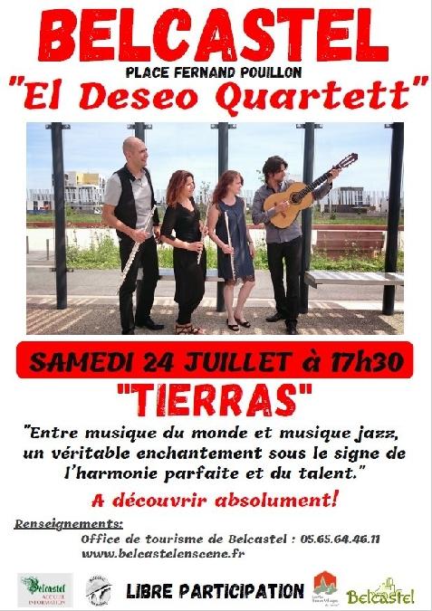 El Deseo Quartett