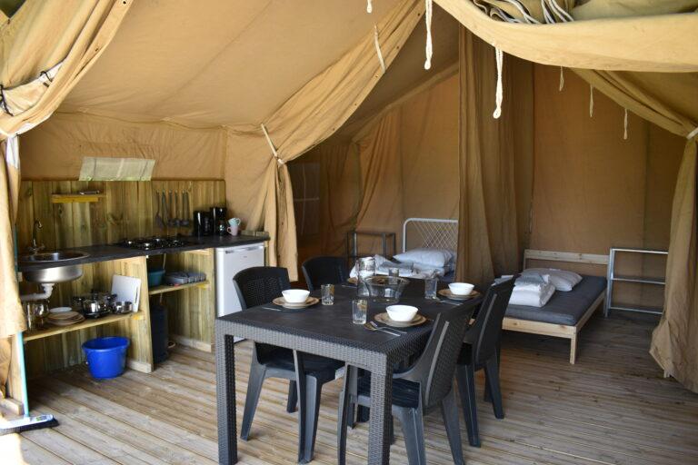 Camping Lezard Vacances