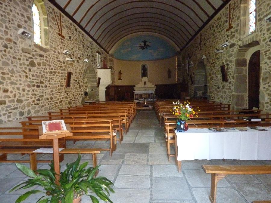 Visite flash Eglise de St Roch