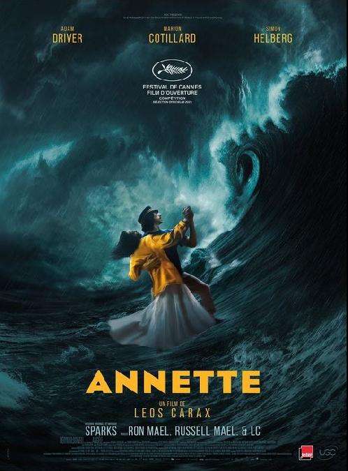 Cinéma : Annette en VO