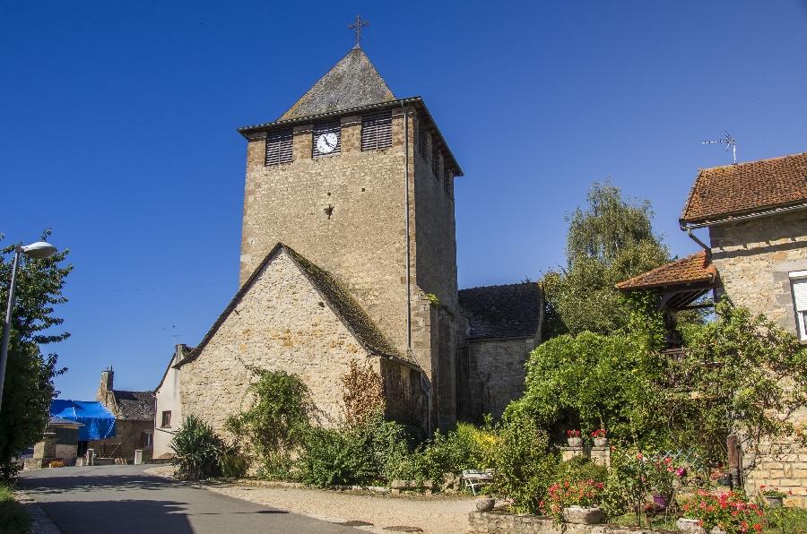 Journées Européennes du patrimoine à l'église St Clair d'Anglars