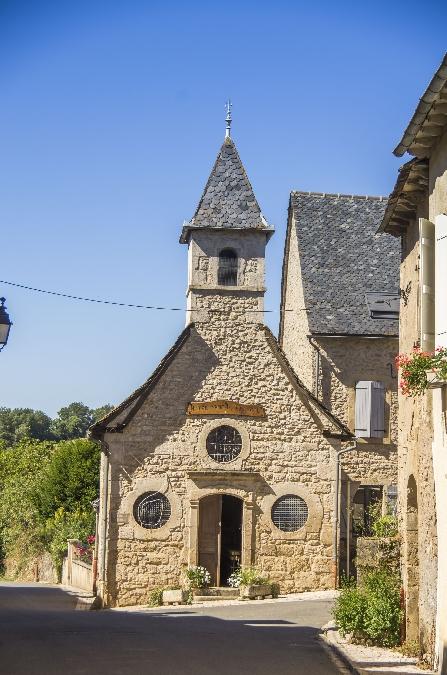 Journées européennes du patrimoine au village de Bournazel