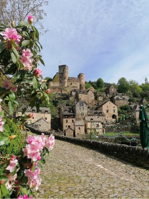 Journées Européennes du patrimoine 2021 au village de Belcastel