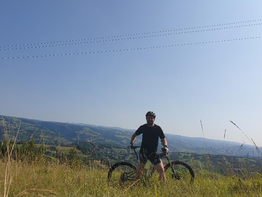 Accompagnateur de randonnée VTT - Benoit CABRIGNAC
