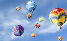 Baptêmes de l'air en montgolfières