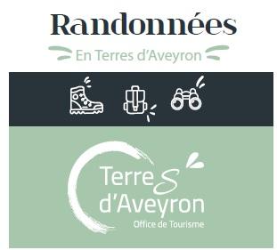 22 - Les 5 clochers - Randonnées en Terres d'Aveyron