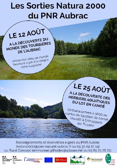 Sortie: à la découverte des herbiers aquatiques du Lot en canoë