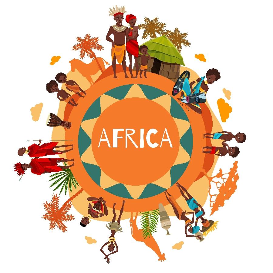 Exposition vente de Mama Africa