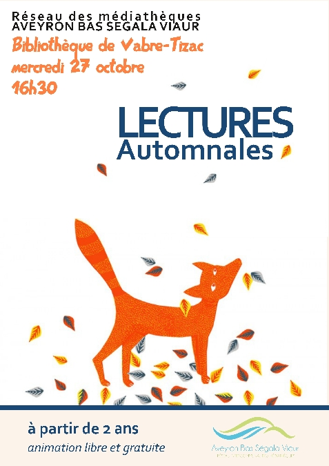Lectures automnales