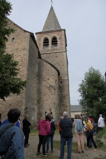 Journées du patrimoine - Découverte de l'église de la Capelle-Saint-Martin à la Primaube