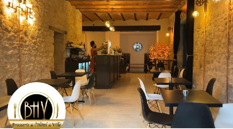 BHV Brasserie de l'Hôtel de Ville St-Affrique