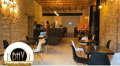 BHV Brasserie de l'Hôtel de Ville St-Affrique, OFFICE DE TOURISME DU PAYS DE ROQUEFORT ET DU ST-AFFRICAIN