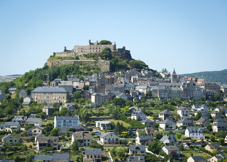 Individuel enfant (- de 18 ans) Visite du château de Sévérac - Journées du Patrimoine ©Office de Tourisme des Causses à l'Aubrac