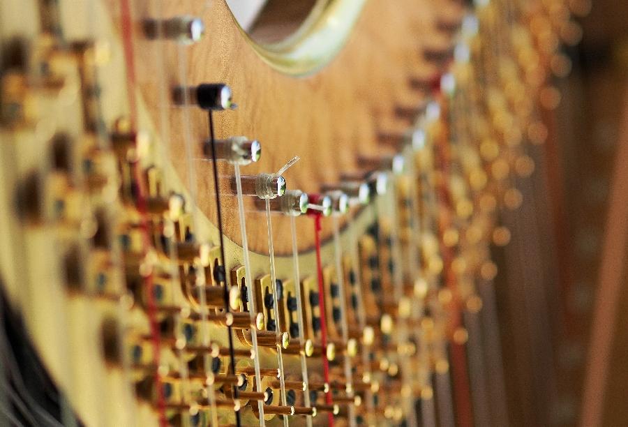 Journées européennes du patrimoine 2021 - Concert de harpe sur le site St-Clair de Verdun