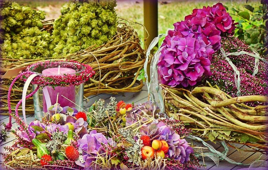 Atelier décoration florale