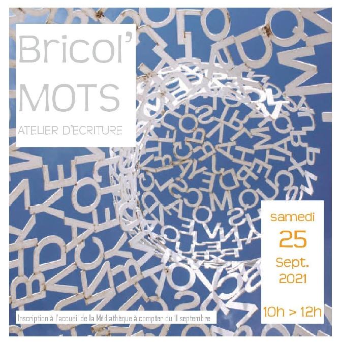 Atelier Bricol'Mots