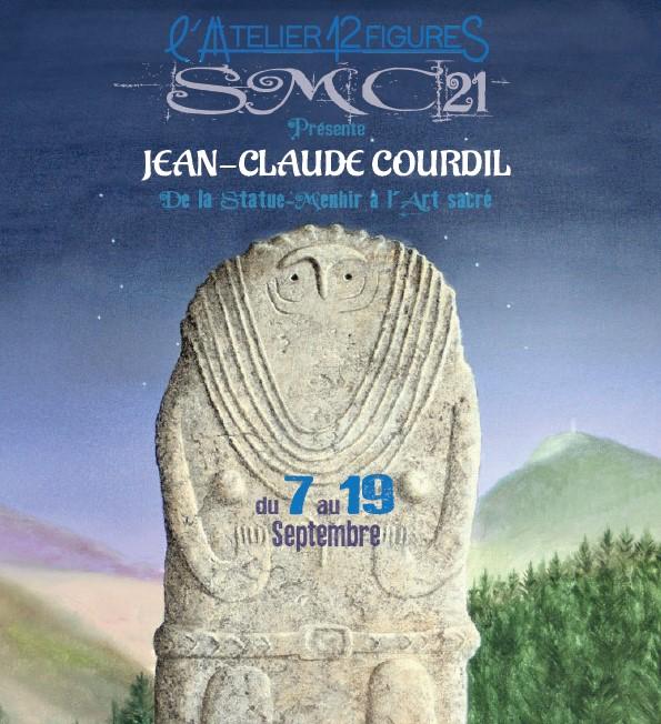 Exposition Jean-Claude Courdil