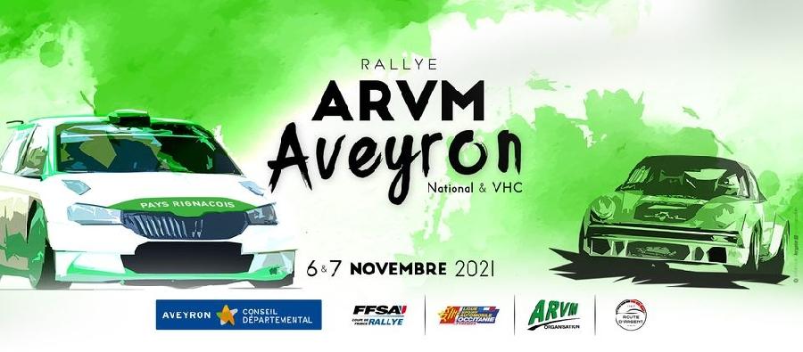 Rallye ARVM Aveyron