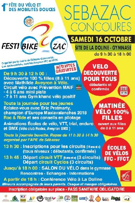 Festibike | 1ère fête du vélo et des mobilités douces