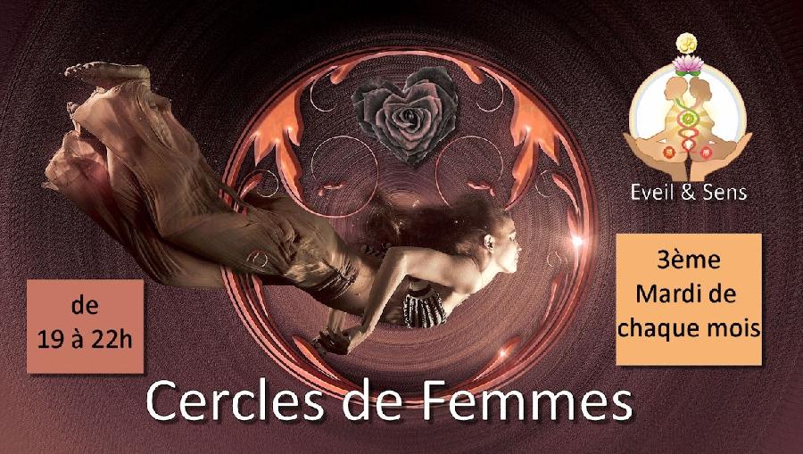 CERCLE DE FEMMES : LE JARDIN D'ISIS